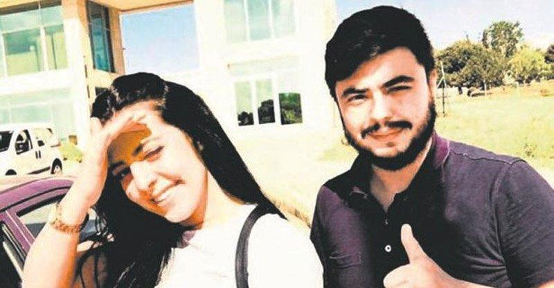 3 Temmuz 2017'te meydana gelen olayda, çıkan tartışma sonucu Ayşenur Y. nişanlısı Ali Ayberk Kahveci'yi bıçaklayarak öldürmüştü.