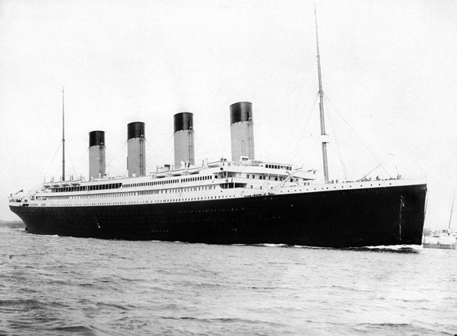 Yolcu gemilerinin en ünlüsü Titanik, Denizlerin Senfonisi'nden 93 metre daha kısa.