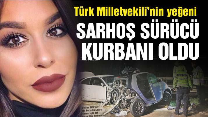 Sarhoş sürücü Türk mankeni öldürdü