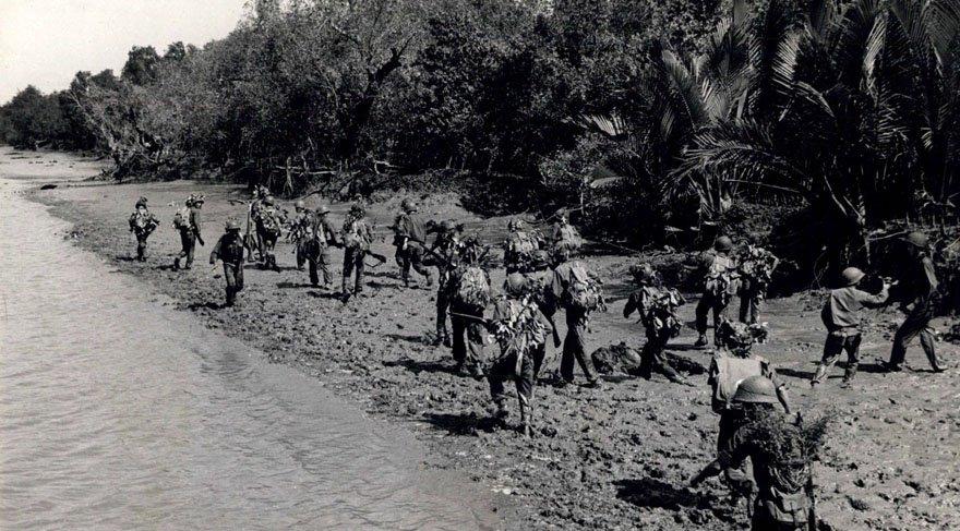 * 1968 - 1977 yıllarında Vietnam Savaşı zamanı