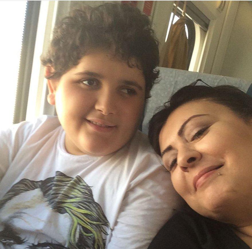 Yağız Özsayın annesi Şehbal Civeleker