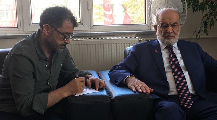 Karamollaoğlu, SÖZCÜ muhabiri Erdoğan Süzer'e ekonomiyi değerlendirdi.