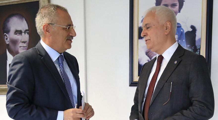 İYİ Parti'nin kısa sürede yurt genelinde örgütlenmesini sağlayan Koray Aydın, seçim hazırlıklarını Ankara temsilcimiz ve yazarımız Saygı Öztürk'e anlattı.