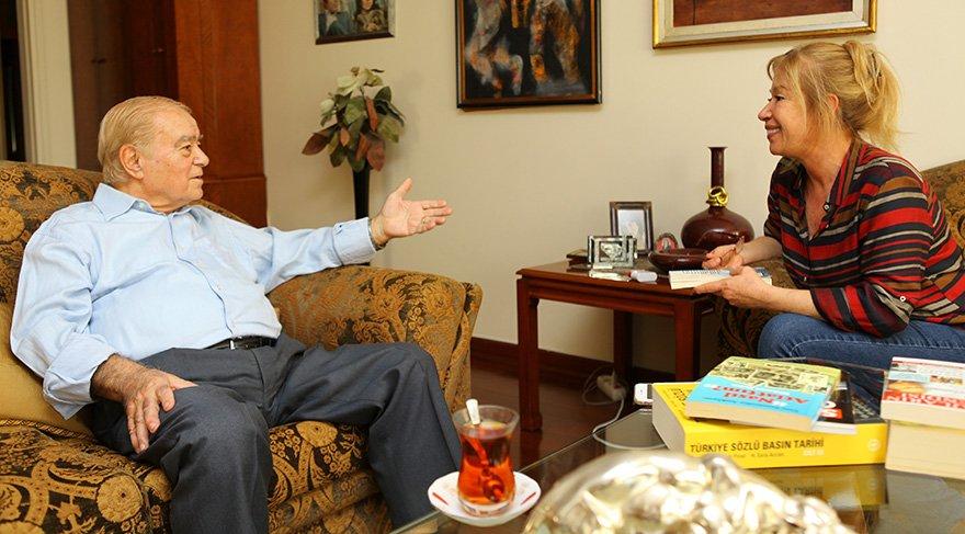 Rahmi Turan, Nil Soysal'ın sorularını yanıtladı. 24 Haziran'daki seçime ilişkin öngörüsünü paylaştı.