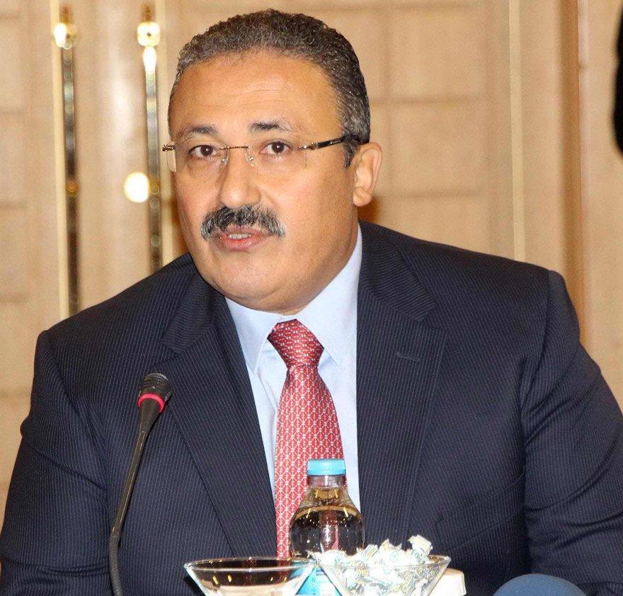 HSK Başkanvekili Mehmet Yılmaz