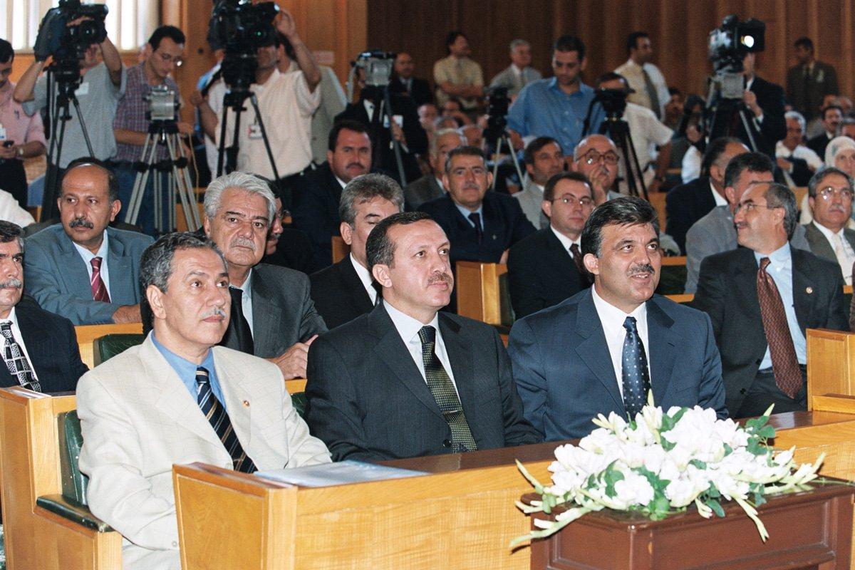FOTO:depophotos - AKP, 14 Ağustos 2001 tarihinde kurulmuştu.