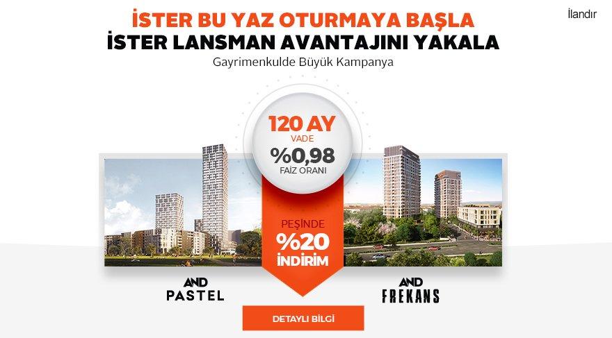 And Kredi Manşet Adv 21-22 MAyıs'18