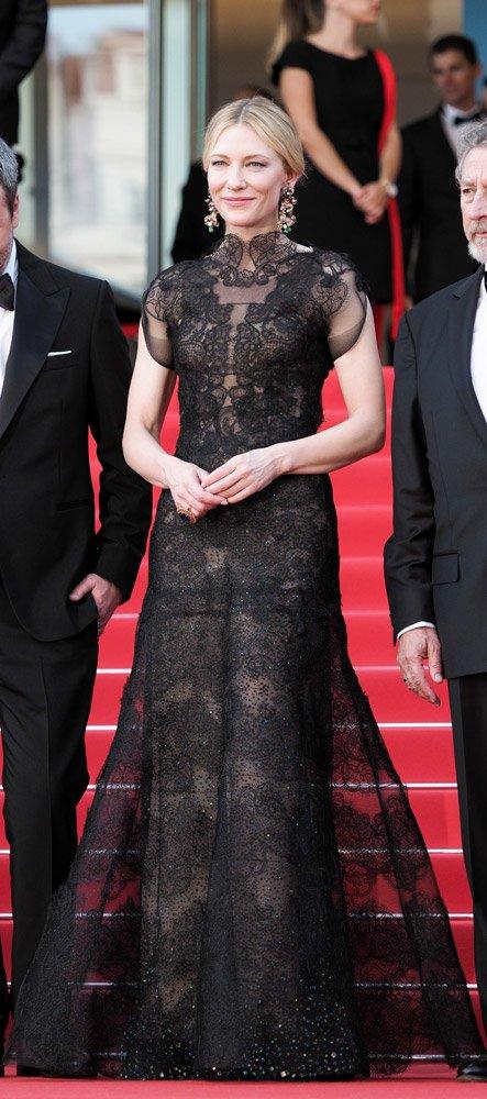Cate Blanchett 2018 71. Cannes Film Festivali'nde...