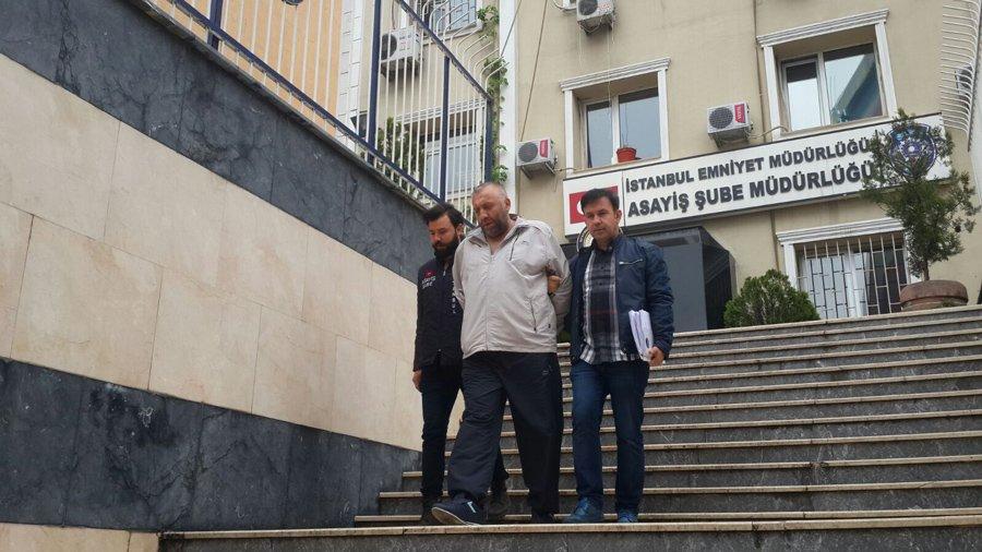 FOTO:SÖZCÜ - Hasan A. tutuklanarak cezaevine gönderildi.