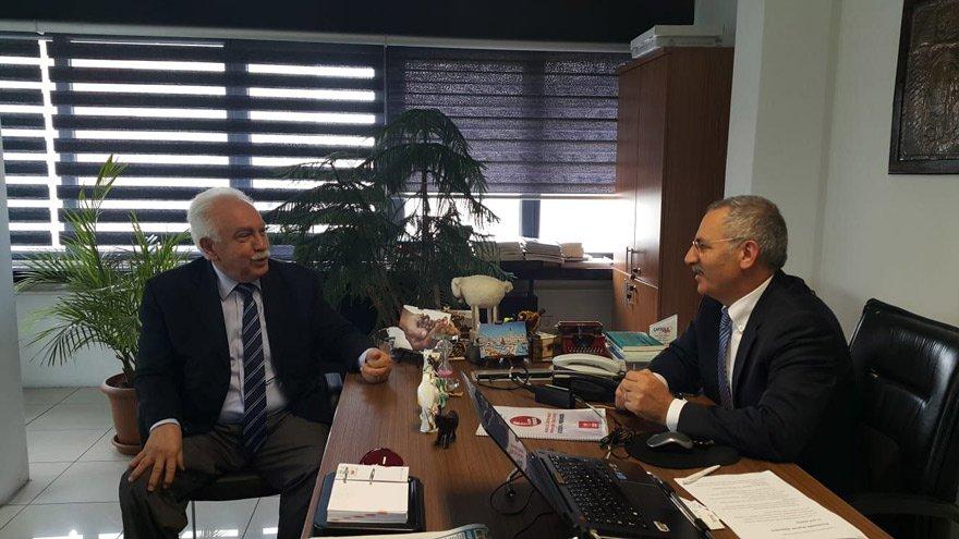 'BÜYÜK BİR EĞİTİM SEFERBERLİĞİ BAŞLATACAĞIZ' Cumhurbaşkanı adayı Doğu Perinçek, Ankara Temsilcimiz Saygı Öztürk'ün sorularını yanıtladı. 24 Haziran'da seçilirse büyük bir eğitim seferberliği başlatacağını söyledi.