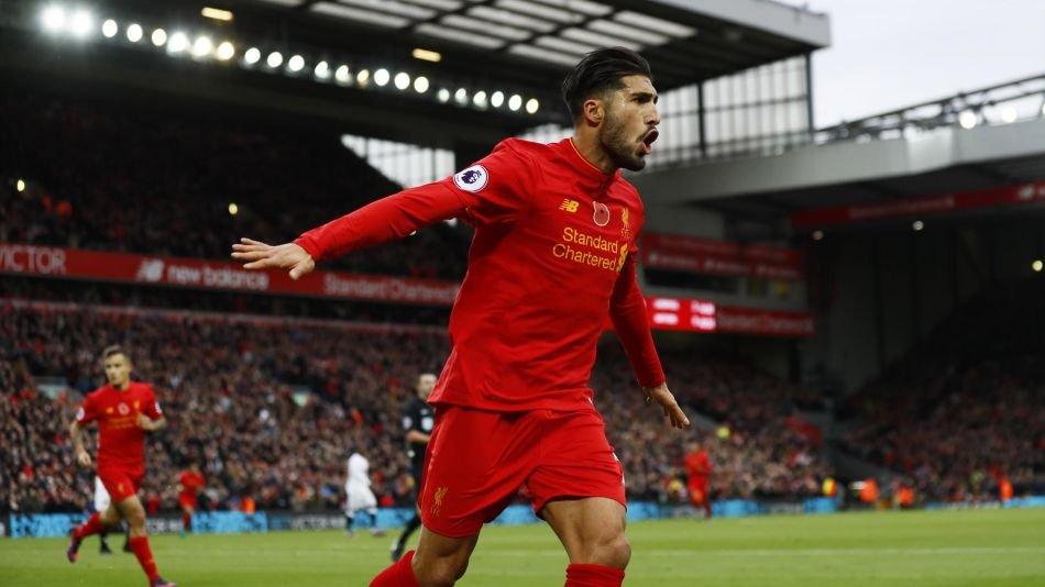 Liverpool forması giyen Emre Can, bugün açıklanan Almanya milli takımı kadrosuna alınmadı.