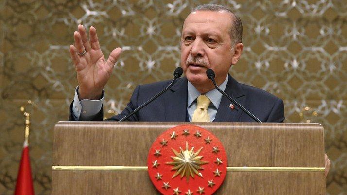 Erdoğan: Başımızın çaresine bakarız