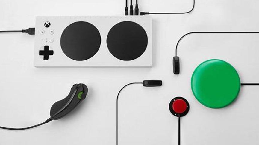 Microsoft engelliler için oyun konsolu üretti