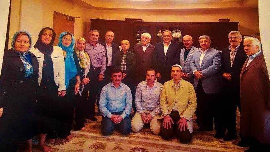 Pensilvanya ziyaretçisi AKP'liler yeniden listede
