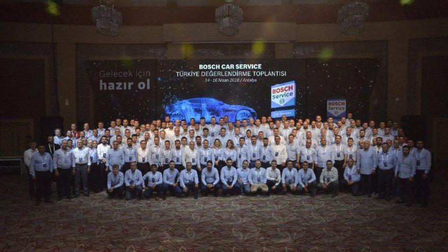 Bosch Car Service geleceğe hazır
