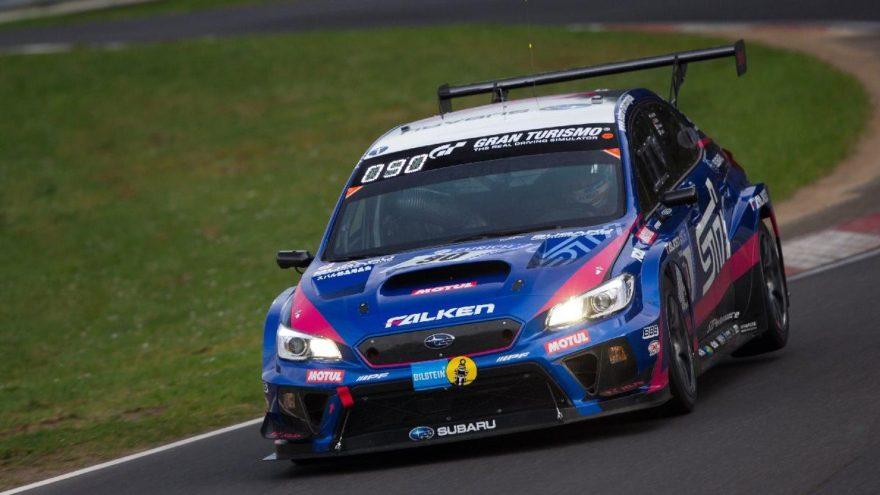 Subaru WRX STI ve Falken kazandı!