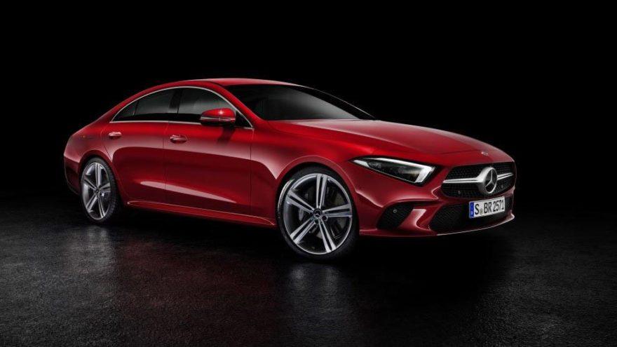 Yeni Mercedes-Benz CLS Türkiye'de