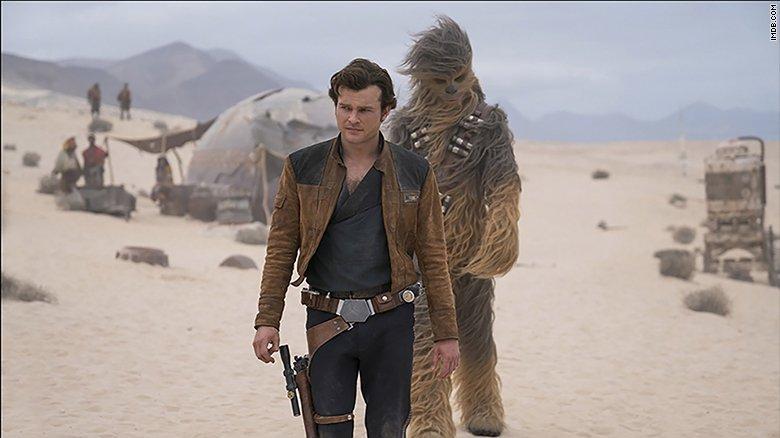 Star Wars'un son filmi gişede hayal kırıklığı yaşadı