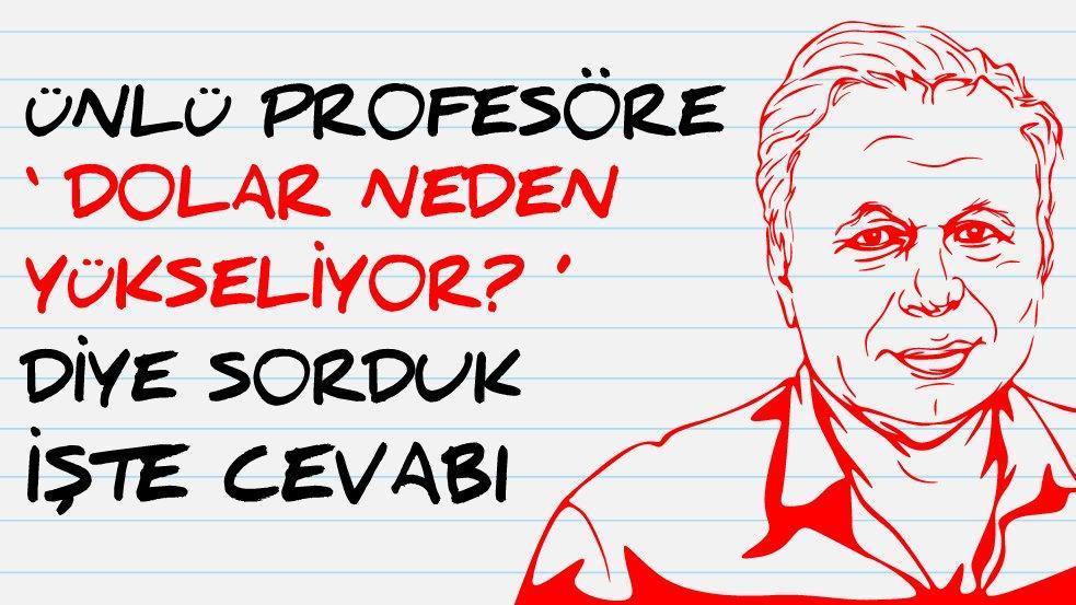 Profesör Seyfettin Gürsel: Dış komplonun olduğunu iddia etmek abes