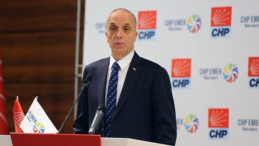 TÜRK-İŞ Başkanı Ergün Atalay çok sert çıkıştı