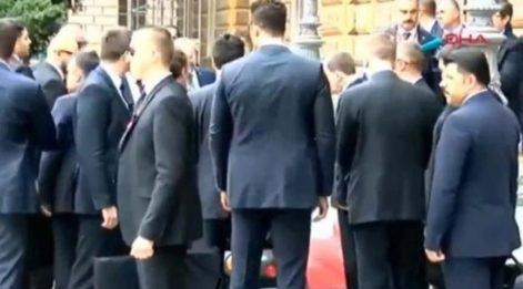 Cumhurbaşkanı Erdoğan Bosna Hersek'e geldi