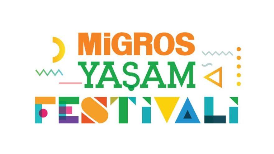 Migros Yaşam Festivali 12-13 Mayıs'ta