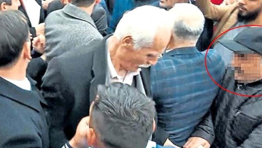 İYİ Parti mitinginde cepçilik yaparken yakalanan şahıs Şafak Sezer'in ağabeyi çıktı...