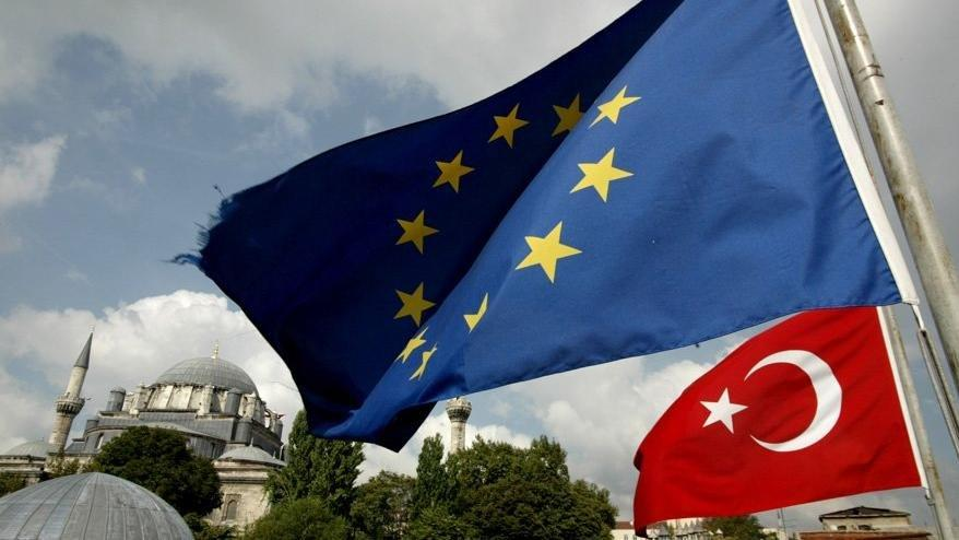 Akdağ: 2023'e kadar AB'ye girmek Türkiye'nin hedefidir