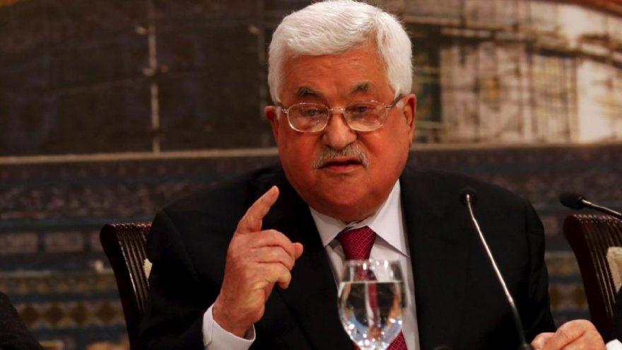 """Abbas'ın """"soykırım"""" açıklaması tartışma yarattı"""