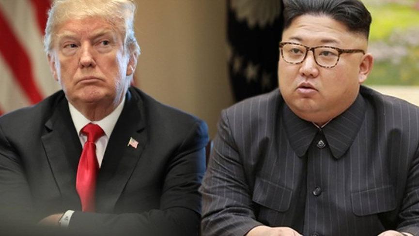 ABD'den Kuzey Kore'nin iptaline cevap geldi