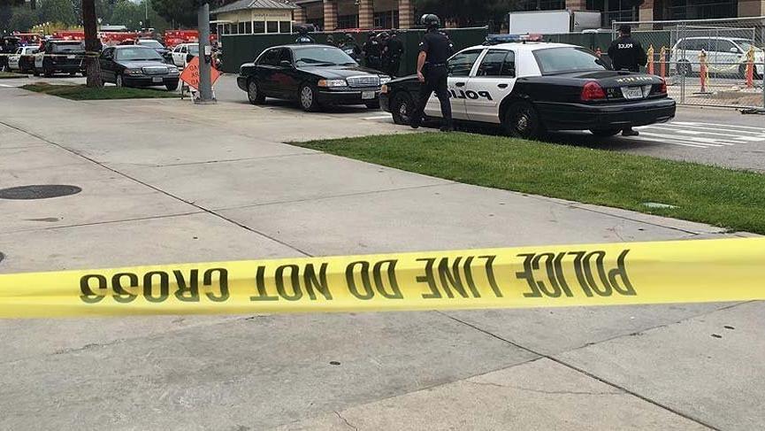 ABD'de orta okula silahlı saldırı