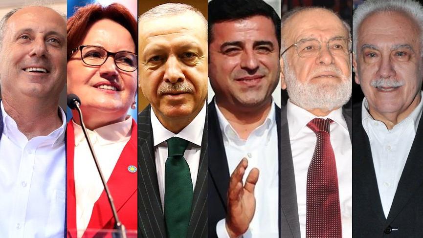 YSK'da kura çekimleri yapıldı! Cumhurbaşkanı adaylarının sıralaması belli oldu