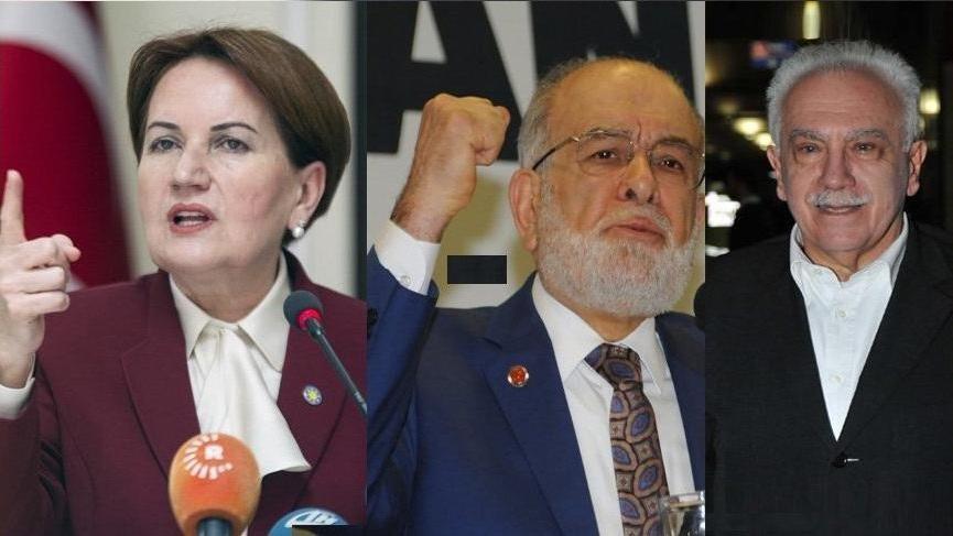 Cumhurbaşlanlığı adayları için imza verme işleminde 4. gün sona erdi