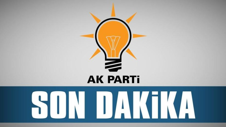 Son dakika… İşte AKP milletvekili aday listesi