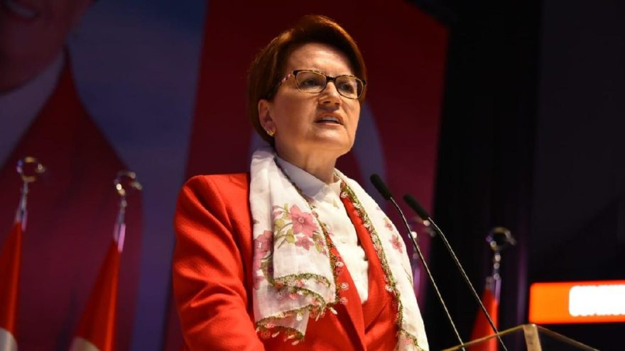 Son dakika… Meral Akşener'den 'Millet İttifakı'na acil çağrı
