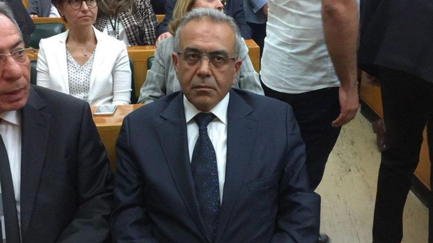 Alaattin Aldemir CHP'ye katıldı
