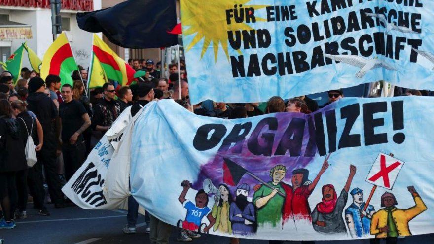 Almanya'da terörist propagandası: Bu ne perhiz bu ne lahana turşusu