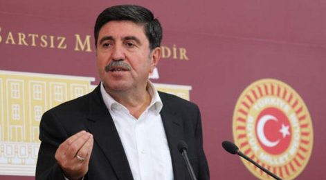 Altan Tan HDP'den aday olmayacak