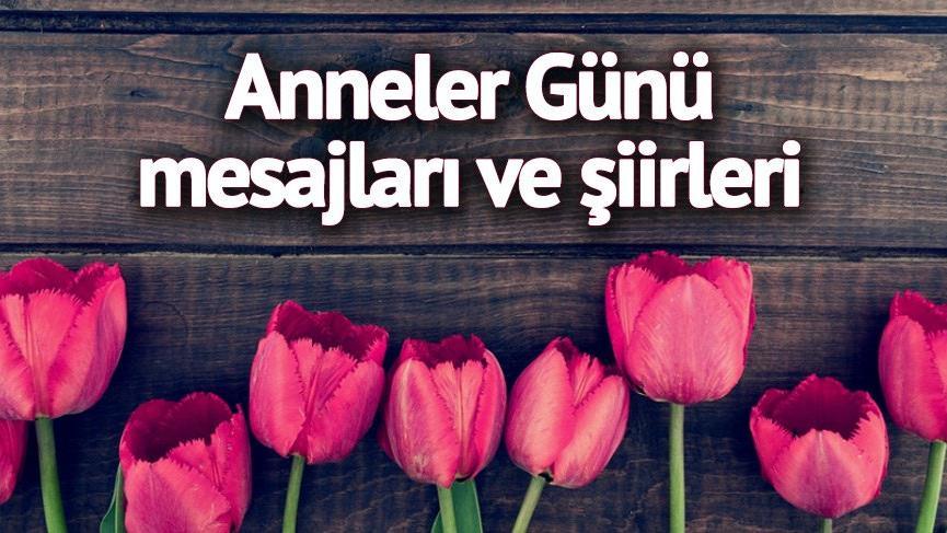 En güzel Anneler Günü mesajları ve şiirleri… Tüm annelerin Anneler Günü kutlu olsun!