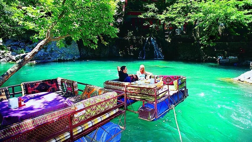 Turizmde Mayıs rekoru: Antalya'ya günde 47 bin turist
