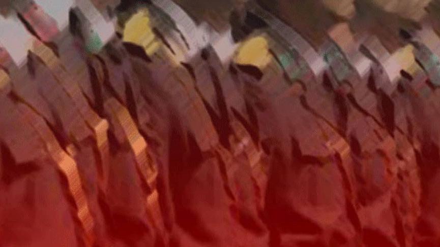 7 muvazzaf askere gözaltı!