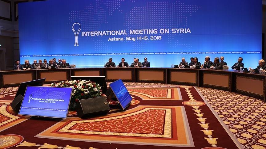 Astana görüşmelerinde ateşkese devam kararı