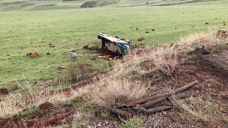 Ardahan'da feci kaza! Dört kişi öldü