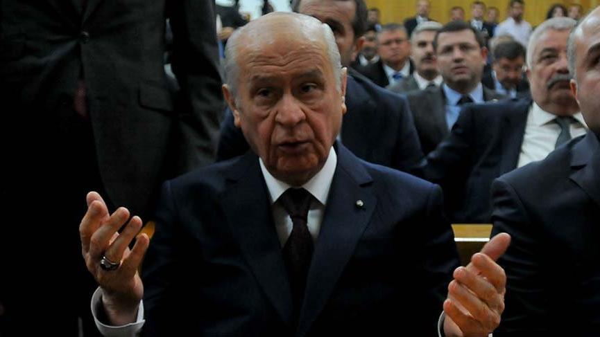 MHP Genel Başkanı Bahçeli'den ittifak genelgesi