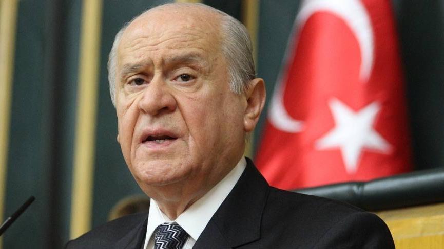 MHP lideri Bahçeli'den CHP'ye sert mesaj!