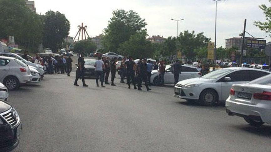 Bakırköy Adliyesi'nde çıkan kavgada yaralananlar var
