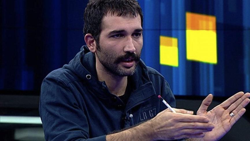 Barış Atay'ın gözaltına alınmasına bir tepki de Melis Alphan'dan