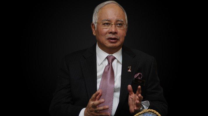Bunlar Malezya eski başbakanı Necip Rezak'ın evinden çıktı