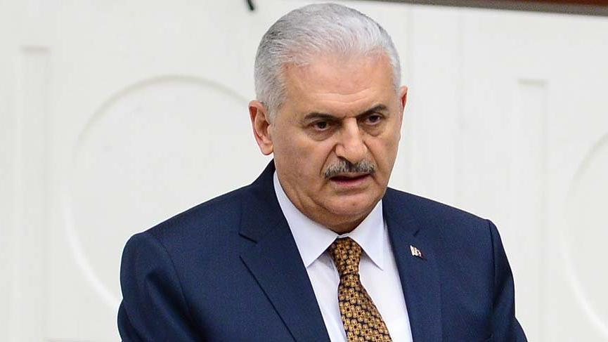 Başbakan Binali Yıldırım'dan İsrail'e sert tepki