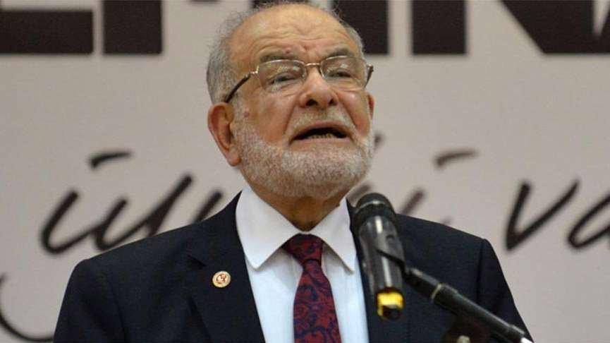 Karamollaoğlu, partisinin yaptırdığı anketleri açıkladı